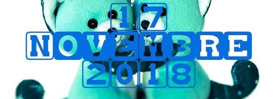 17 Novembre: giornata mondiale dei nati prematuri.